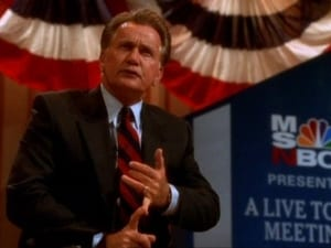 The West Wing: 1×22