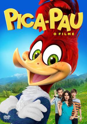 Pica-Pau – O Filme Torrent, Download, movie, filme, poster