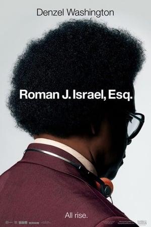 Roman J. Israel, Esq. film posters