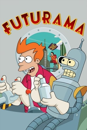 Futurama 1ª,2ª,3ª,4ª,5ª,6ª,7ª Temporadas Completas Torrent (1999) Dublado DVD-Rip - Download