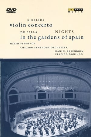 Sibelius - Violin Concerto / De Falla - Nights in the Gardens of Spain (2000)