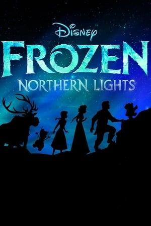 Lego Frozen – Luzes Congelantes