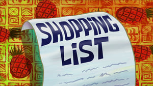 SpongeBob SquarePants Season 11 : Shopping List