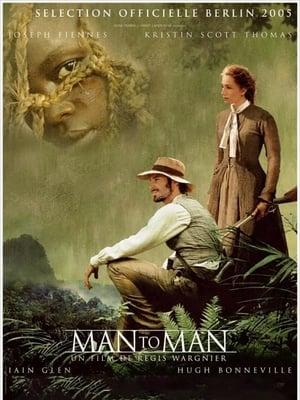 Man to Man-Alistair Petrie