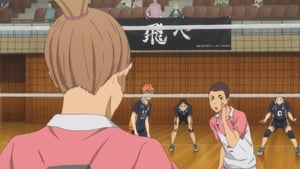Haikyu!! Season 2 :Episode 18  The Losers