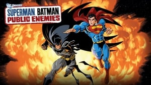 poster Superman/Batman: Public Enemies