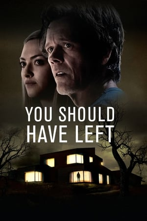 You Should Have Left - Poster