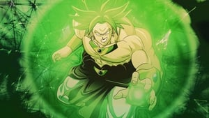 Dragon Ball Z: Estalla el duelo (Broly the legendary super saiyaying)