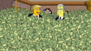 The Simpsons Season 0 : Mueller Meets Trump