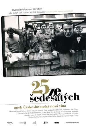 Play 25 from the Sixties, or the Czechoslovak New Wave