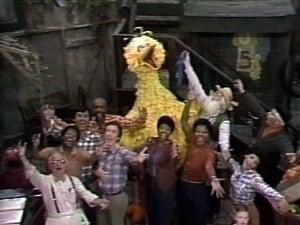 Sesame Street Season 14 :Episode 1  Episode 1706