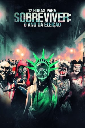 Uma Noite De Crime 3: O Ano da Eleição Torrent, Download, movie, filme, poster