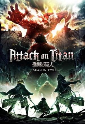 Attack on Titan 2ª Temporada Torrent, Download, movie, filme, poster