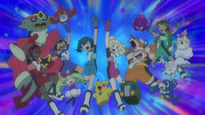 Pokémon Season 21 : Twirling With a Bang!