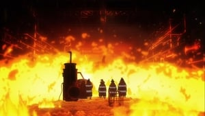 Fire Force Season 1 Episode 1