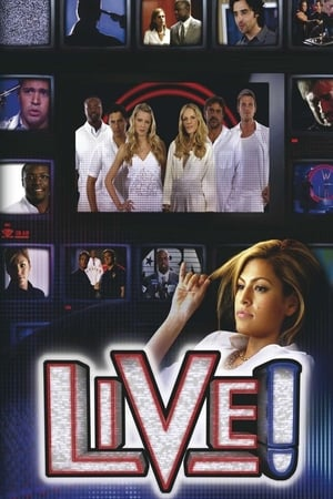Poster LIVE! (2007)