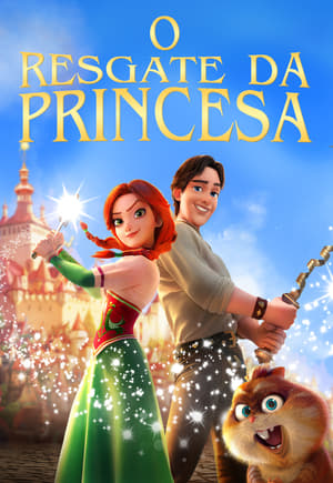 O Resgate da Princesa Torrent, Download, movie, filme, poster