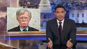 The Daily Show with Trevor Noah Season 25 :Episode 53  Charles Yu