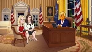 Our Cartoon President: 2×4