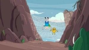 Adventure Time – T4E03 – Web Weirdos [Sub. Español]