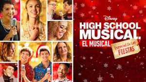 Captura de High School Musical, el musical: Especial de las fiestas