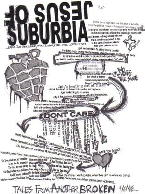 Jesus Of Suburbia-Kelli Garner