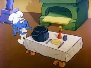 The Smurfs Season 3 :Episode 31  Greedy And The Porridge Pot