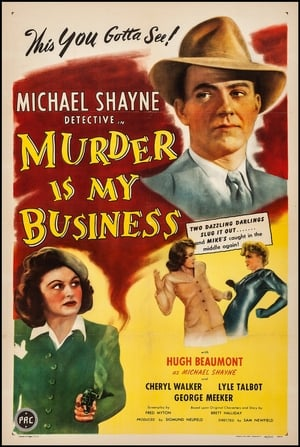 Murder Is My Business (1946)