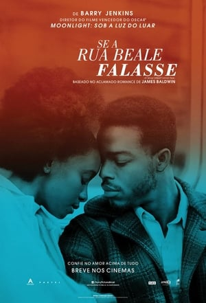 Se a Rua Beale Falasse Torrent, Download, movie, filme, poster