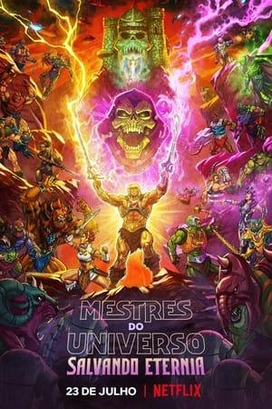 Mestres do Universo: Salvando Eternia 1ª Temporada Torrent (WEB-DL) Dual Áudio – Download