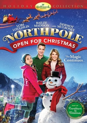 Northpole: Open for Christmas cover