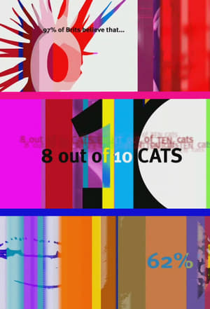 8 out of 10 Cats