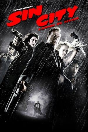 Sin City: A Cidade do Pecado Torrent, Download, movie, filme, poster