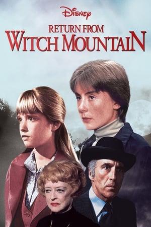 Return from Witch Mountain – Muntele Vrăjitoarei (1978)