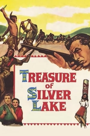 The Treasure of the Silver Lake poster