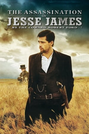 The Assassination of Jesse James by the Coward Robert Ford-Brad Pitt