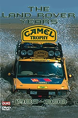 Camel Trophy - The Land Rover Years