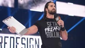 WWE Raw Season 25 : January 2, 2017 (Tampa, Florida)