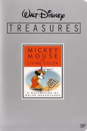 Image Walt Disney Treasures - Mickey Mouse in Living Color