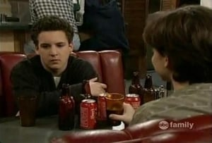 Boy Meets World Season 4 : Episode 16