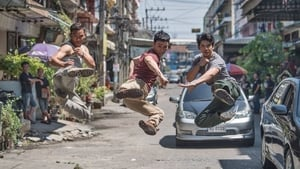 Triple amenaza (Triple Threat) (2019)