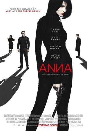 Anna – O Perigo Tem Nome Torrent, Download, movie, filme, poster