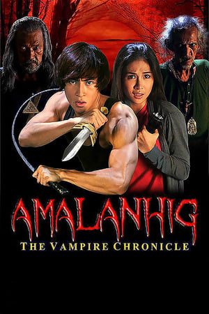 Amalanhig The Vampire Chronicles poster