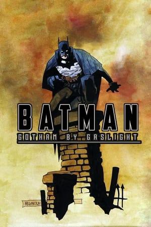poster Batman: Gotham by Gaslight