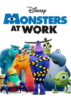 Image Monsters at Work