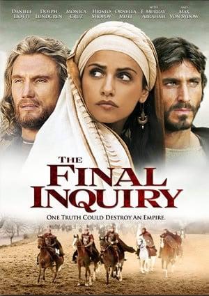 Capa do filme Missão Romana