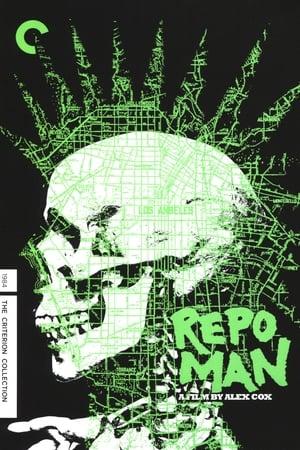 VER Repo Man (El recuperador) (1984) Online Gratis HD
