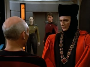 Encounter at Farpoint, Part 2