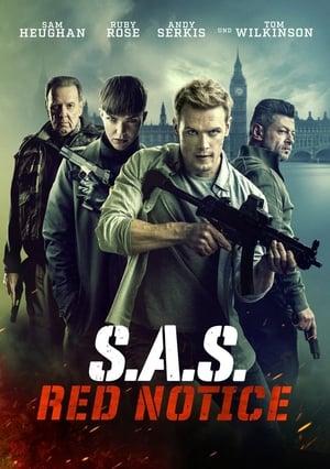 poster SAS: Red Notice