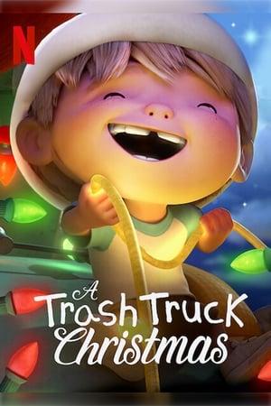 Image A Trash Truck Christmas